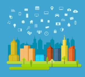 Smart City Iconograph