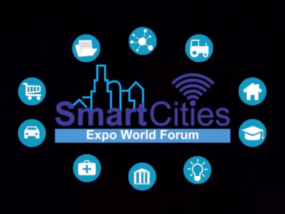 Logo: 2017 Smart Cities Expo World Forum