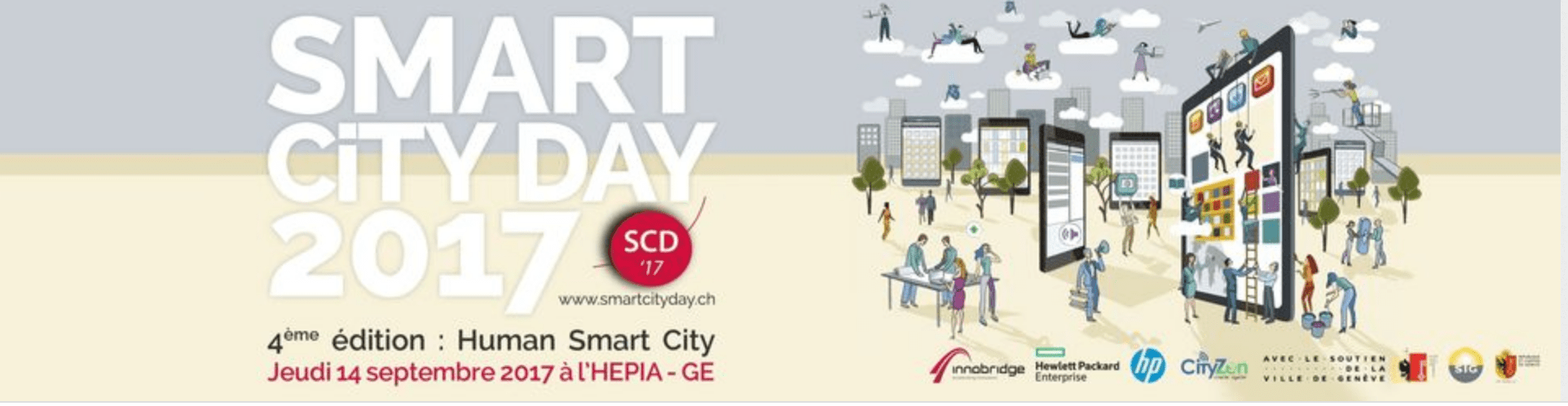 Logo: Smart City Day