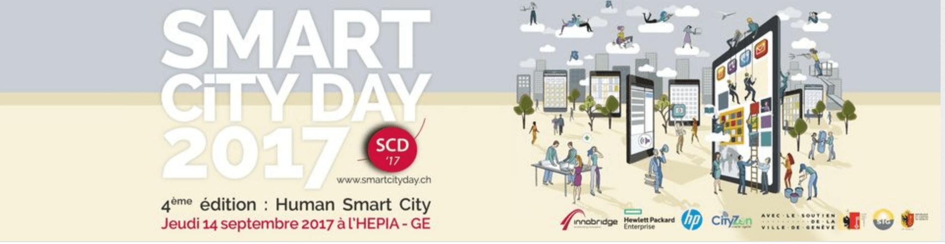 Logo: Smart City Day