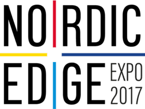 Logo: Nordic Edge Expo 2017