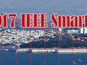 Logo: IEEE SmartWorld 2017