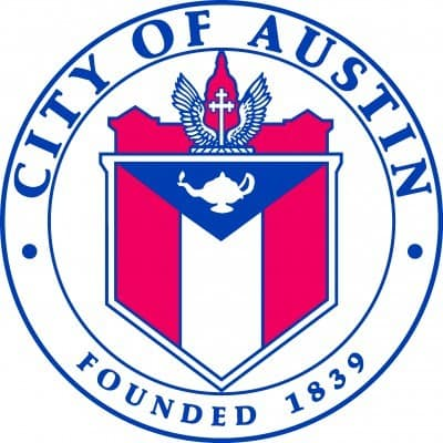 Seal of The City of Austin