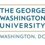 Logo: The George Washington University