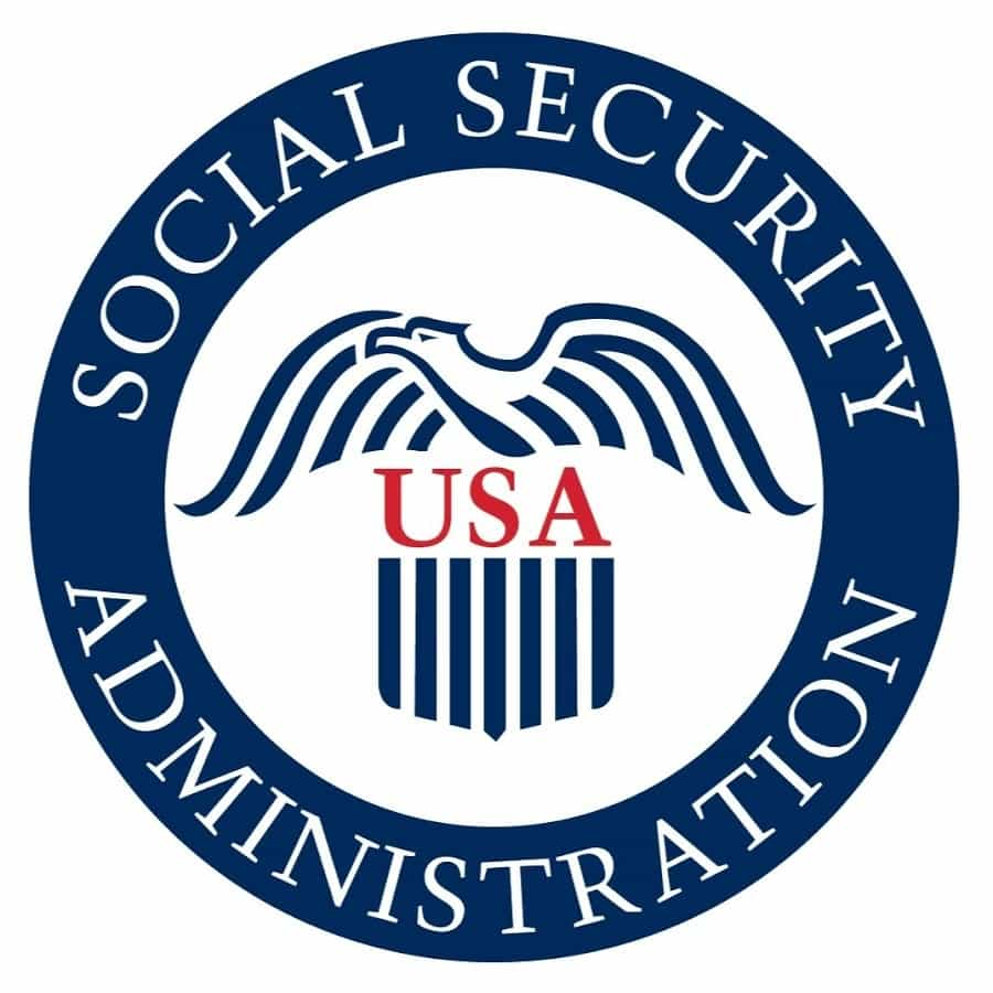 Logo: The United States Social Security Administration
